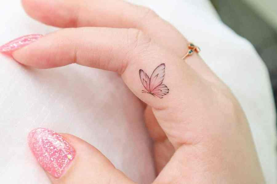 Butterfly Tattoo 2021080103 - The Perfect Butterfly Tattoo to Inspire You