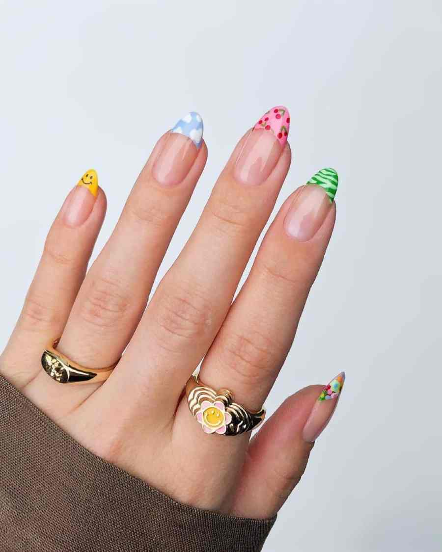 Green Nails 2021082208 - The Most Fashionable Green Nails to Impress You