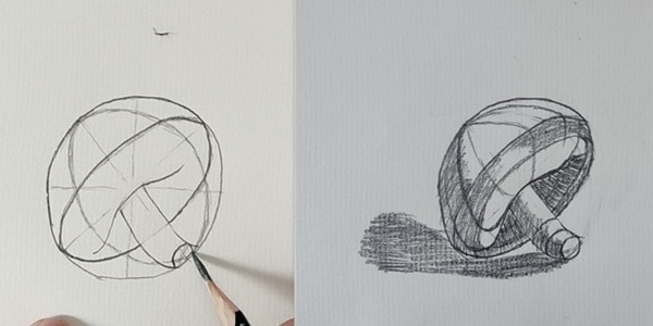 How to Draw a Mushroom-20210810