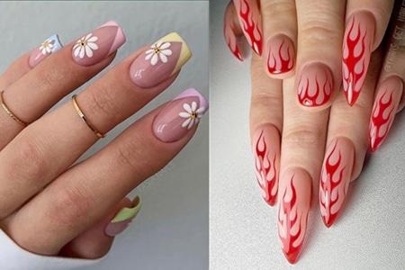 pretty nail design-20210827
