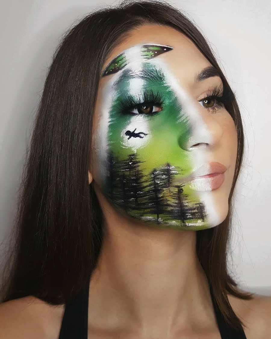 Easy Halloween Makeup 2021091003 - 10+ Easy Halloween Makeup Ideas Anyone Can Do Easily