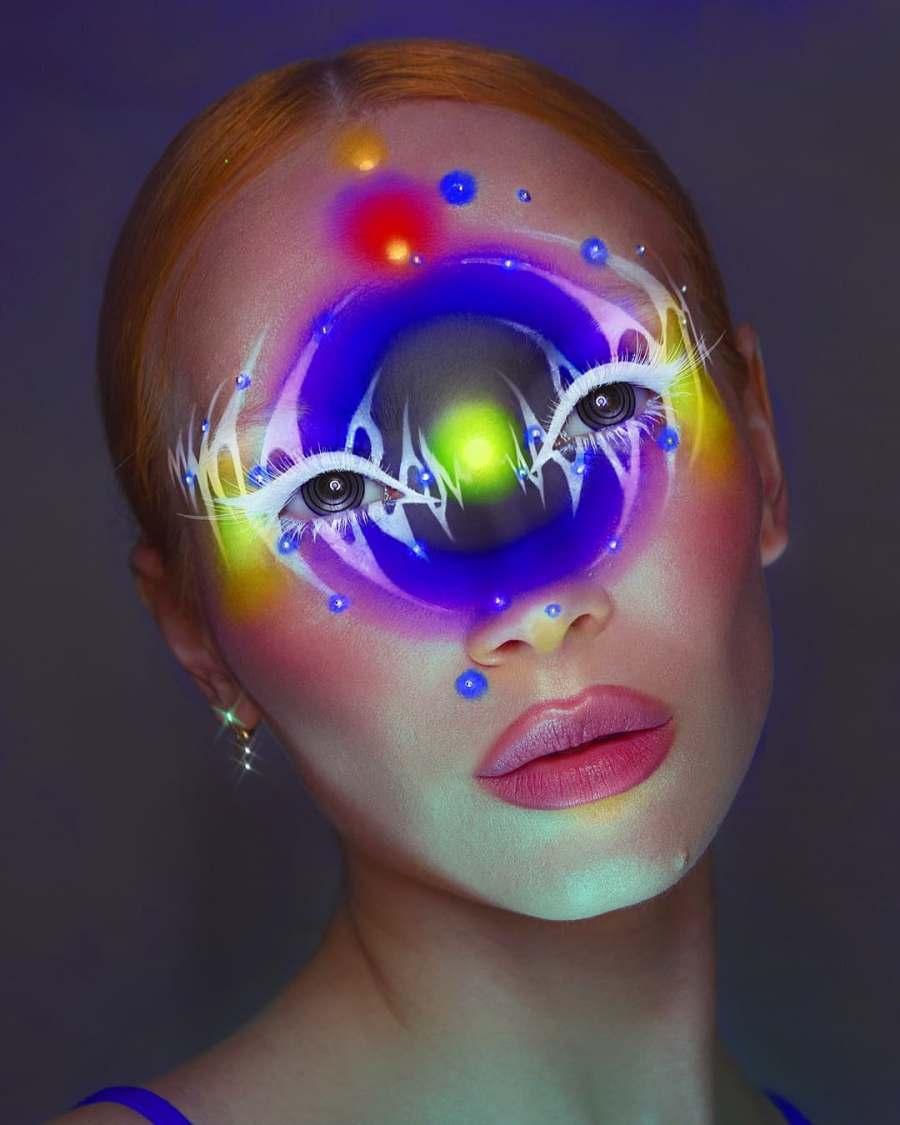 Easy Halloween Makeup 2021091005 - 10+ Easy Halloween Makeup Ideas Anyone Can Do Easily