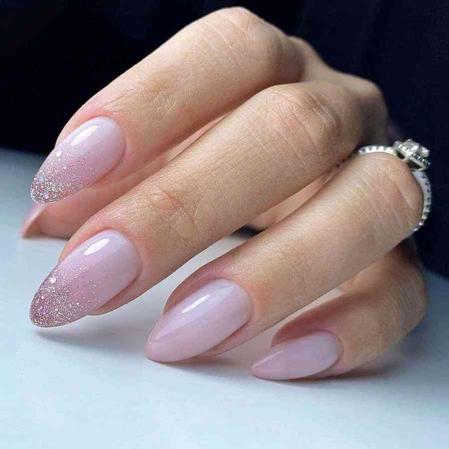 Nude Nails 2021092205 - 18 Nude Nails Help You Create a Stylish Look