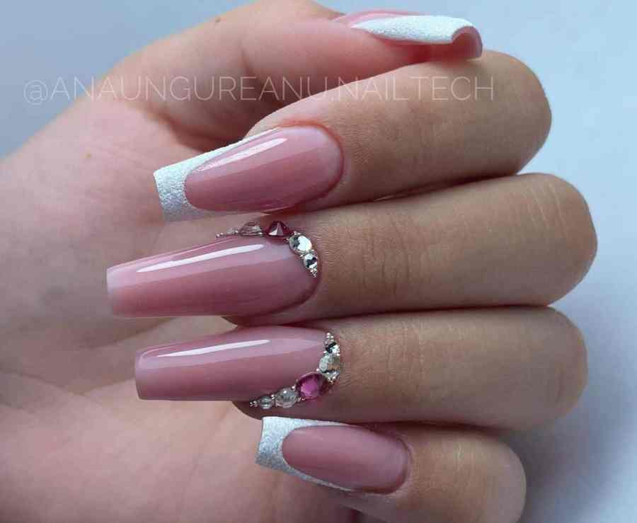 Nude Nails 2021092206 - 18 Nude Nails Help You Create a Stylish Look