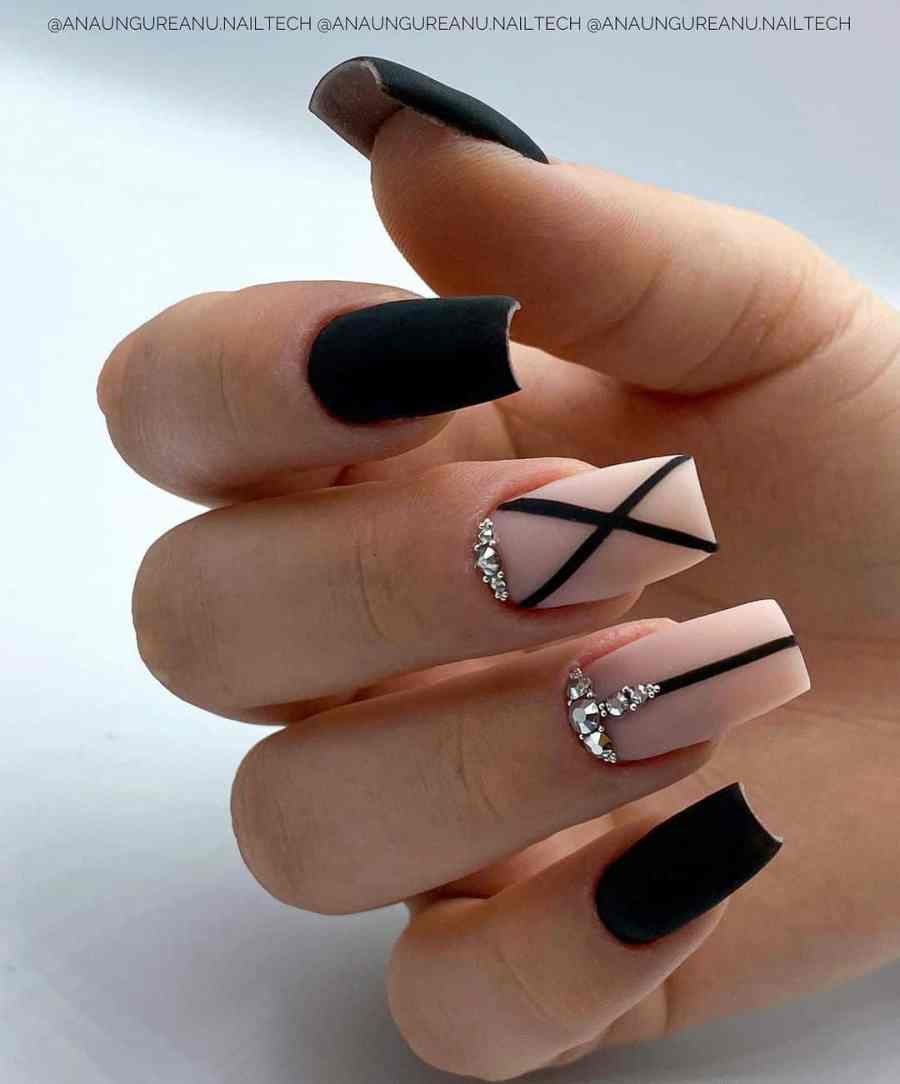 Nude Nails 2021092207 - 18 Nude Nails Help You Create a Stylish Look