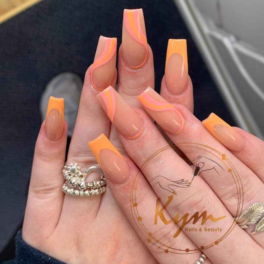Nude Nails 2021092211 - 18 Nude Nails Help You Create a Stylish Look