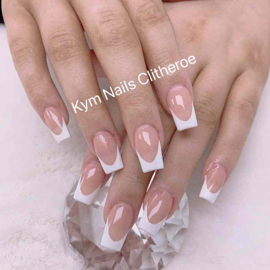 Nude Nails 2021092212 - 18 Nude Nails Help You Create a Stylish Look