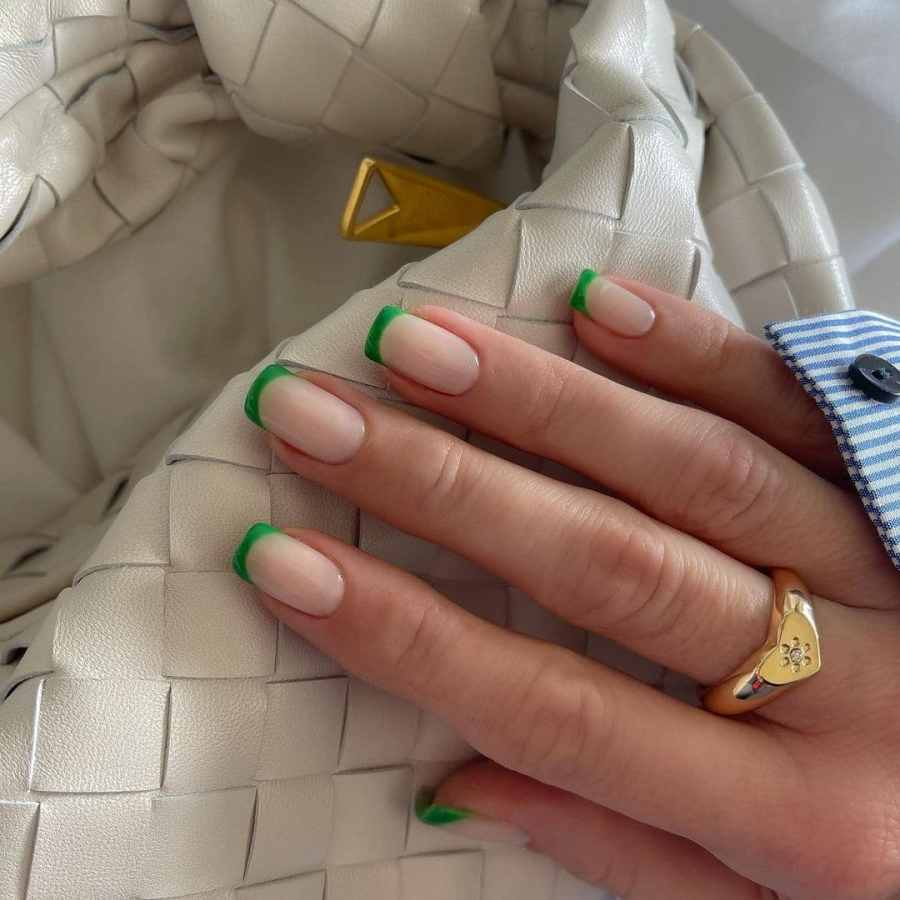 Nude Nails 2021092214 - 18 Nude Nails Help You Create a Stylish Look