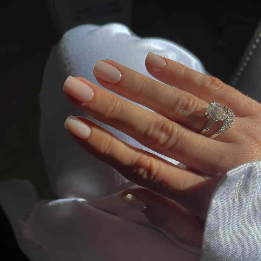 Nude Nails 2021092217 - 18 Nude Nails Help You Create a Stylish Look
