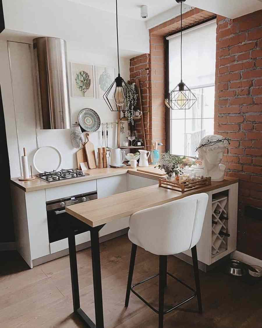 Small Kitchen 2021091706 - Small Kitchen Full of Ideas to Inspire You