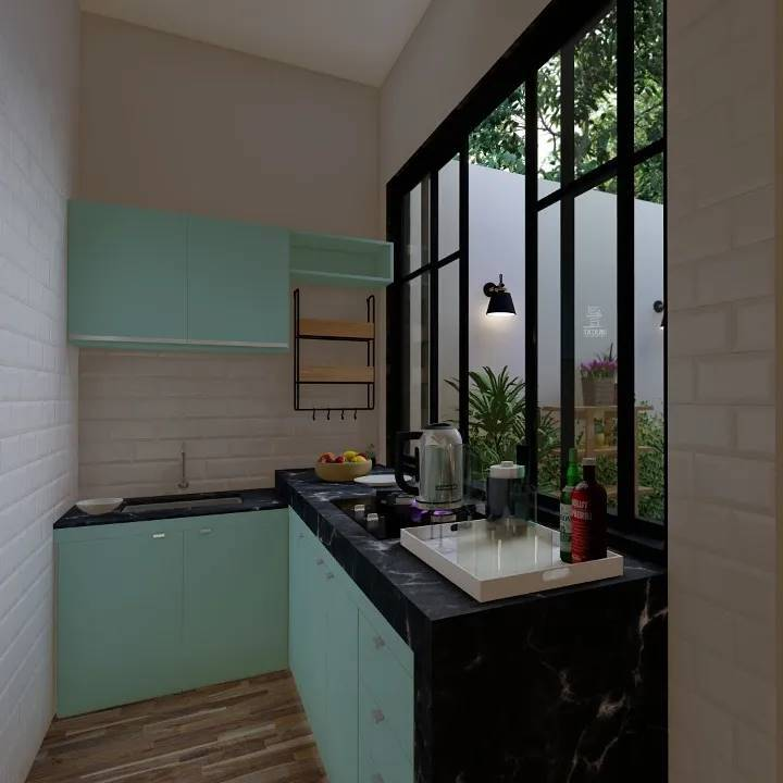 Small Kitchen 2021091707 - Small Kitchen Full of Ideas to Inspire You