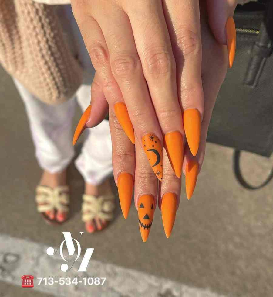 Stiletto Nails 2021091202 - 20+ Amazing Stiletto Nails Ideas You Must To Try