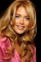 """Doutzen Kroes (b.1985) - Supermodel from the Netherlands, one of Victoria´s Secrets """"Angels""""."""