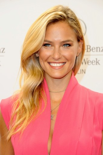 """Bar Refaeli (b.1985) - Supermodel from Israel, one of Victoria´s Secret´s """"Angels"""". In 2009 she graced the cover of Sports Illustrated´s famous swimsuit issue. Bar is also known for her relationship with Leonardo DiCaprio."""
