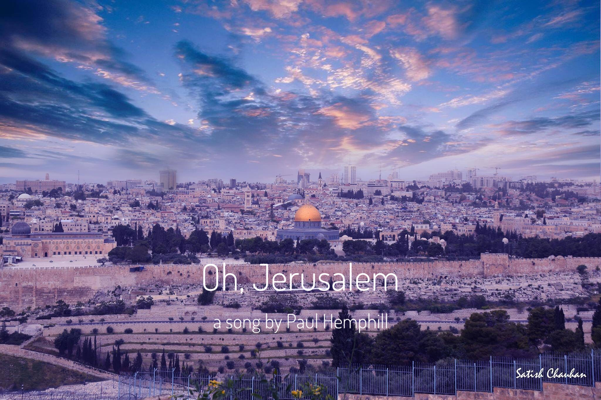 Oh, Jerusalem – a song