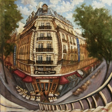 art mccluskey paris