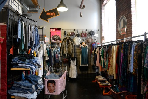 You'll find plenty of hand-picked '80s and '90s styles at SMC.