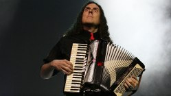 Weird Al Yankovic on Sept. 1