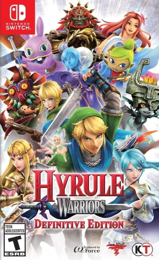 Master Quest Map Hyrule Warriors : master, quest, hyrule, warriors, Hyrule, Warriors:, Definitive, Edition?, HowLongToBeat