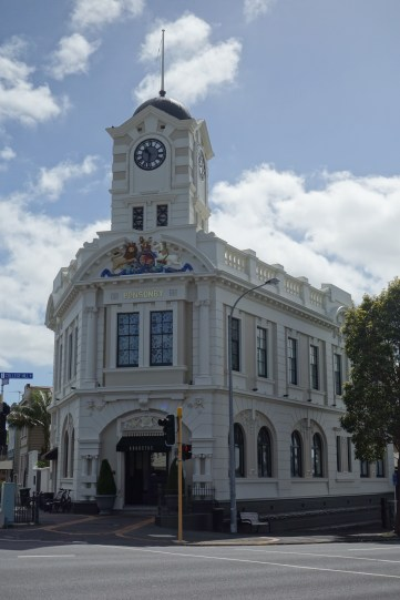 A building in Ponsonby, Auckland