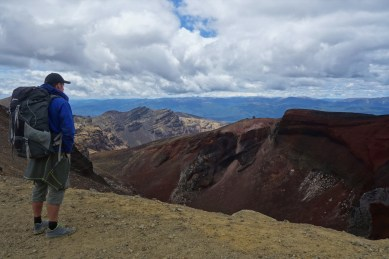 Day 2 - The Red Crater