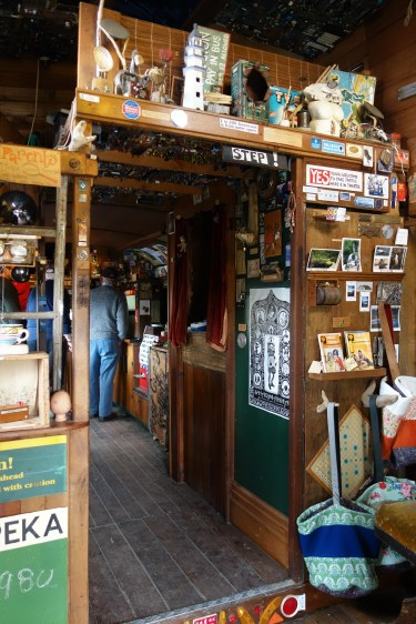 'The Lost Gypsy Gallery' in the Catlins