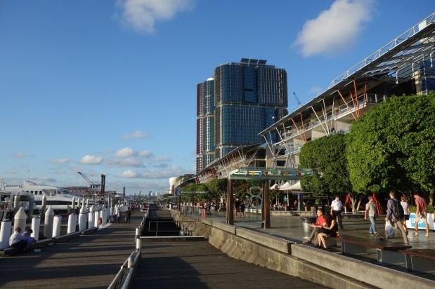 King Street Wharf (Darling Harbour)