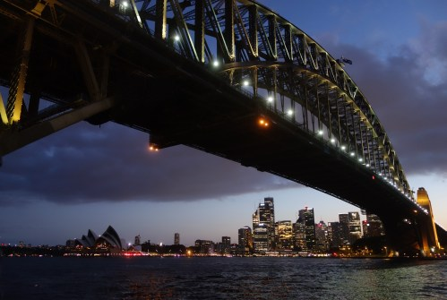 Twilight from Milsons Point