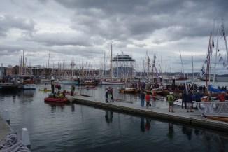 Australian Wooden Boat Festival in Hobart