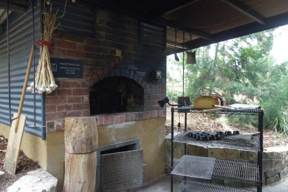 Cheese and Beer Company bread oven