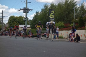 Evandale Fair and National Penny Farthing Championships