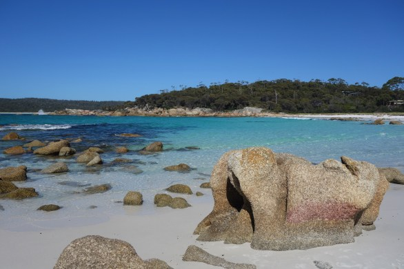 Bay of Fires - Jeanneret Beach