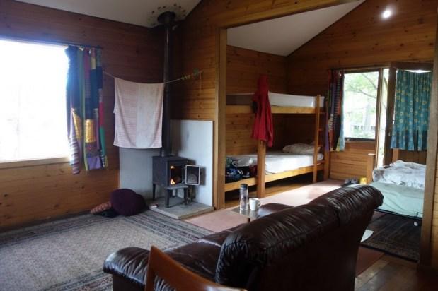 My cosy cabin