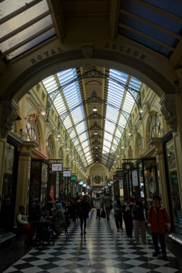 The Royal Arcade