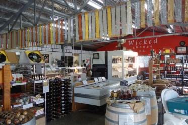 The Wicked Cheese Company, Richmond, Tasmania