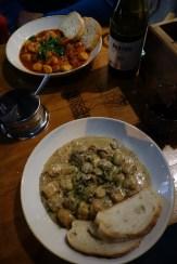 A taste sensation - The Gnocchi Gnocci Brothers