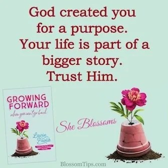 When God Doesn't Restore a Broken Relationship ⋆ She Blossoms