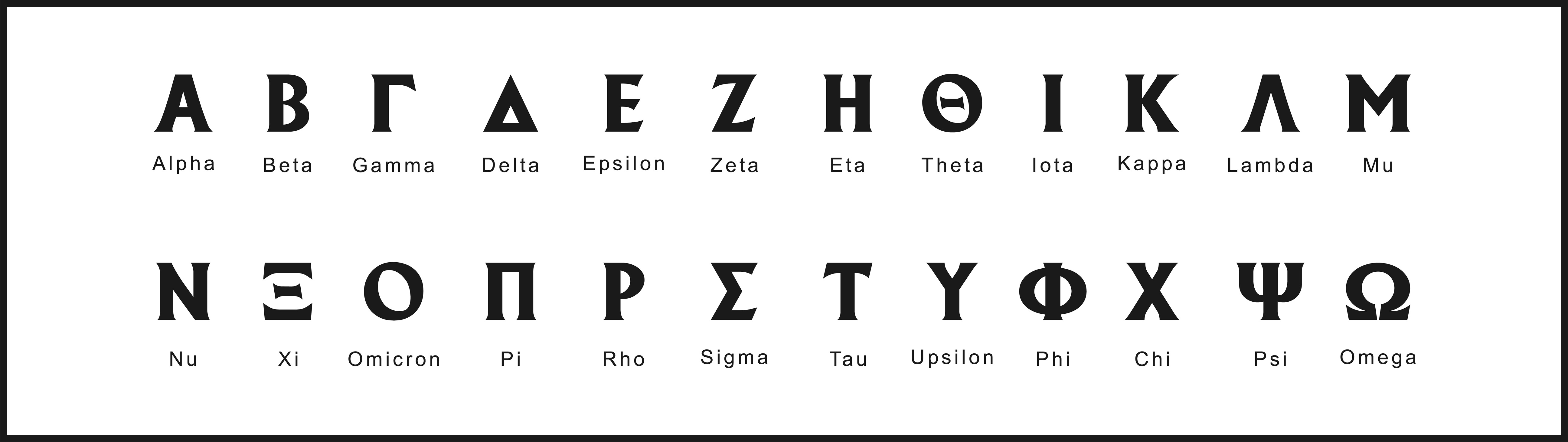 How Many Letter In The Alphabet