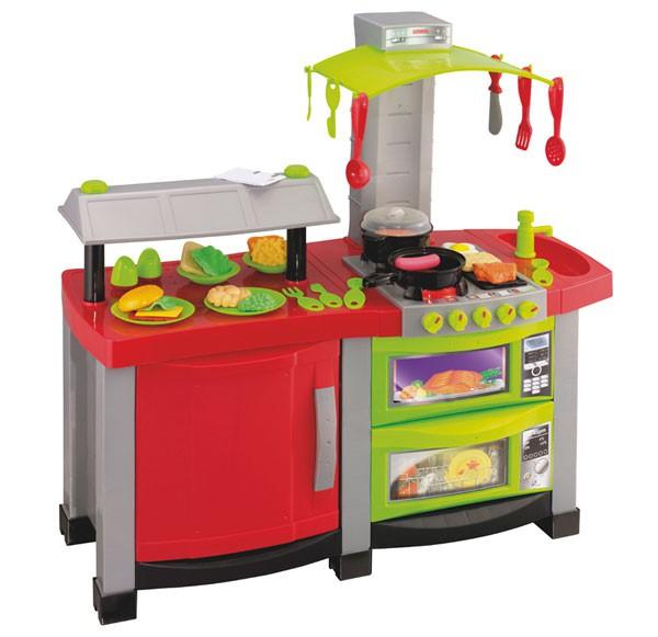 Детская игровая кухня для девочек Икеа, Smoby, Полесье