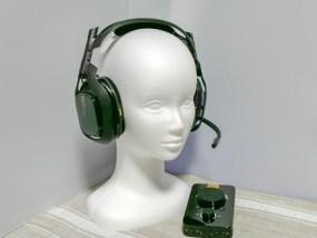 ロジクールG Astro A40 TR ヘッドセット+MixAmp Pro TR