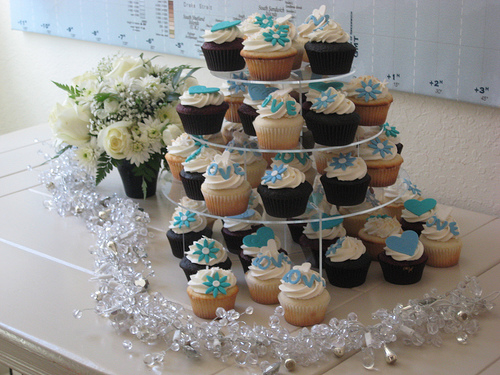 How Much Do Wedding Cupcakes Cost?