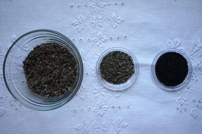 Sage for dandruff