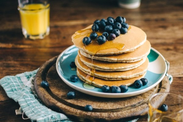 Healthy and tasty fit pancakes, is it possible?