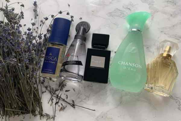 Cheap and good drugstore perfumes | TOP 5