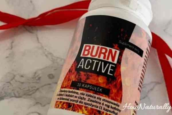 Burn Active | starting a slimming treatment
