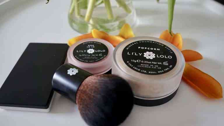 Lily Lolo, Spring healthly mineral makeup