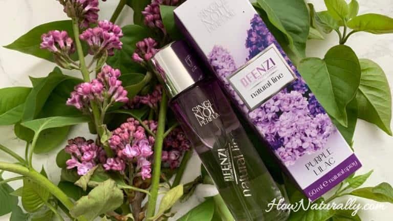 J.Fenzi perfumes, Natural Line, Purple Lilac EDP