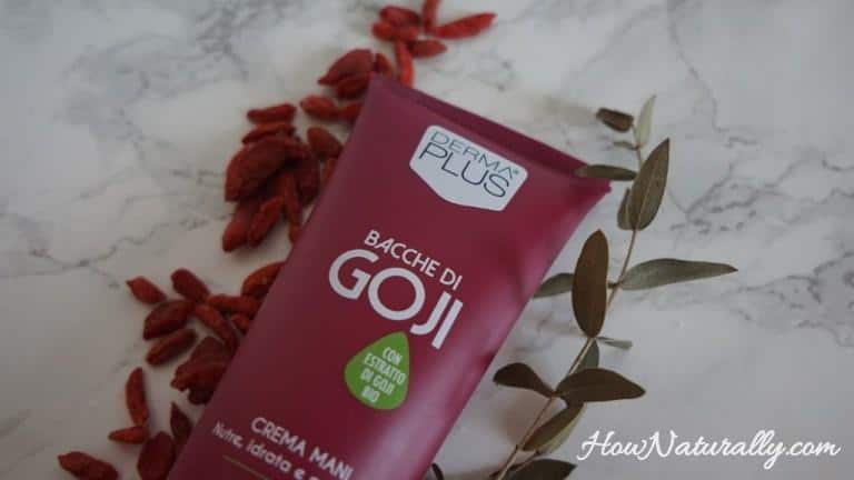 Derma plus, Hand cream with Goji berry extract