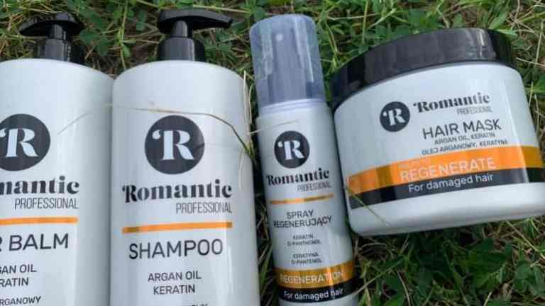 Romantic Professional, Regenerate | hair news