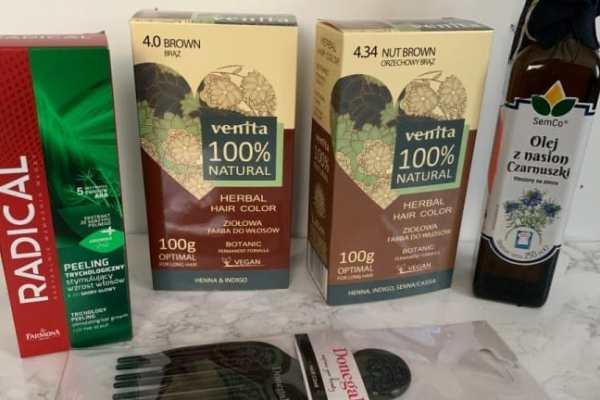 Radical, Venita, Black cumin oil   Hair news